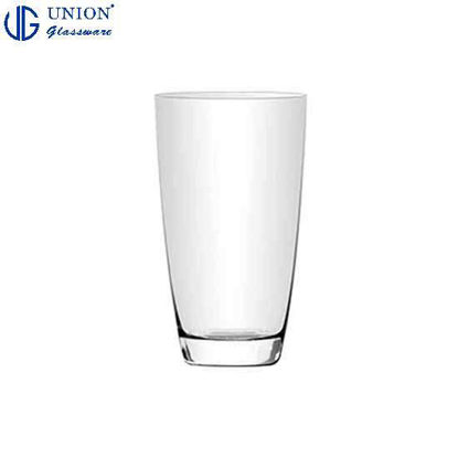 Picture of UNION GLASS Thailand Premium Clear Glass Highball Water, Juice, Soda, Liquor Glass 445ml | 16oz Set of 6