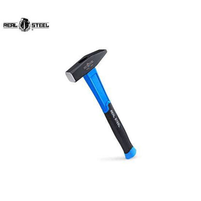 Picture of REALSTEEL Premium Machinist Hammer, Jacketed Graphite Handle 500g