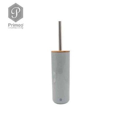 Picture of PRIMEO Premium Bamboo Toilet Brush 9cm X 9cm X 26.5cm