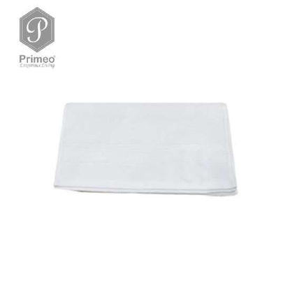 Picture of PRIMEO Premium 100% Ring Spun Carded Cotton Double Pile Face Towel 540gsm White