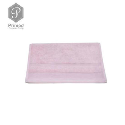 Picture of PRIMEO Premium 100% Ring Spun Carded Cotton Double Pile Face Towel 540gsm Pink