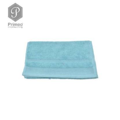 Picture of PRIMEO Premium 100% Ring Spun Carded Cotton Double Pile Face Towel 540gsm Aqua
