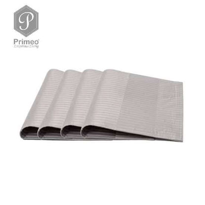 Picture of PRIMEO Premium Jacquard Placemat Gray