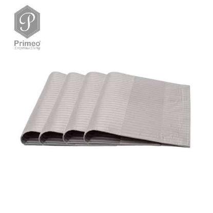 Picture of PRIMEO Premium Jacquard Placemat Gray