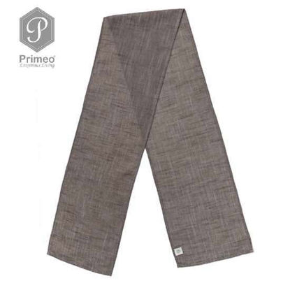 Picture of PRIMEO Yarn Dyed Table Runner GY