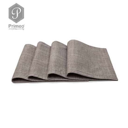 Picture of PRIMEO Yarn Dyed Placemat Gray