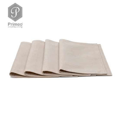 Picture of PRIMEO Yarn Dyed Placemat Beige