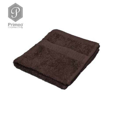 Picture of INFINITE by PRIMEO Face Towel Brown
