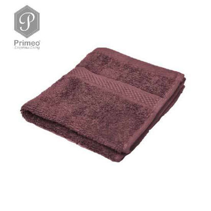 Picture of INFINITE by PRIMEO Face Towel Maroon