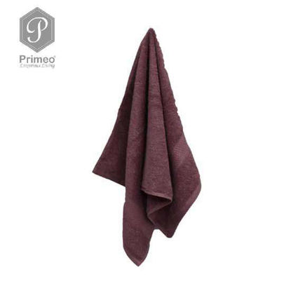 Picture of INFINITE by PRIMEO Hand Towel Maroon Set of 2