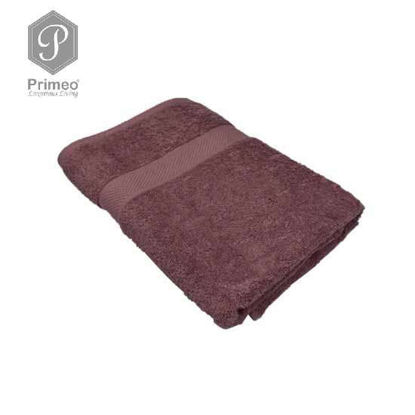 Picture of INFINITE by PRIMEO Bath Towel Maroon