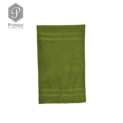 Picture of PRIMEO MY BASICS Hand Towel Olive Green