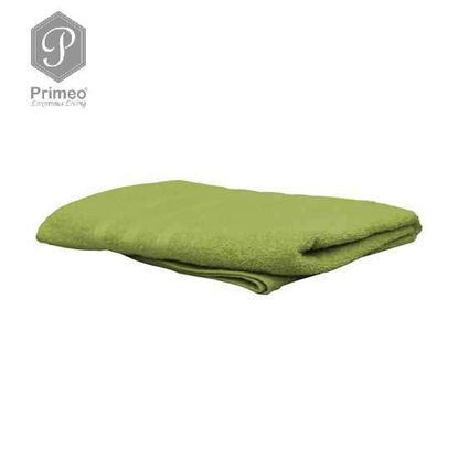 Picture of PRIMEO MY BASICS Bath Towel Olive Green