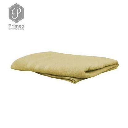 Picture of PRIMEO MY BASICS Bath Towel Yellow