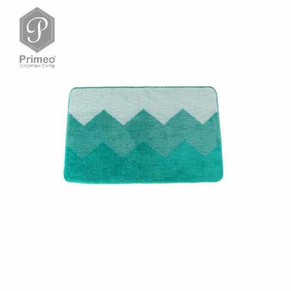 Picture of PRIMEO Premium Anti-Slip Microfiber Bath Mat High Absorbent Beige 50cm X 80cm