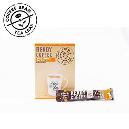 Picture of Coffee Bean and Tea Leaf Ready Coffee Premium