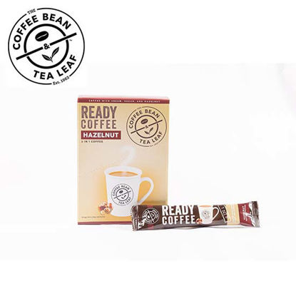 Picture of Coffee Bean and Tea Leaf Ready Coffee Hazelnut