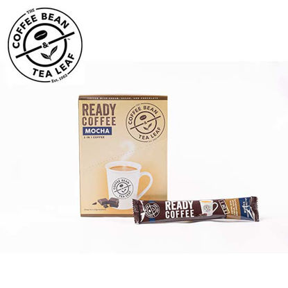 Picture of Coffee Bean and Tea Leaf Ready Coffee Mocha