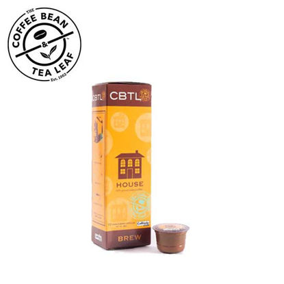 Picture of Coffee Bean and Tea Leaf House Brew Capsule