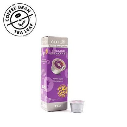 Picture of Coffee Bean and Tea Leaf English Breakfast Tea Capsule