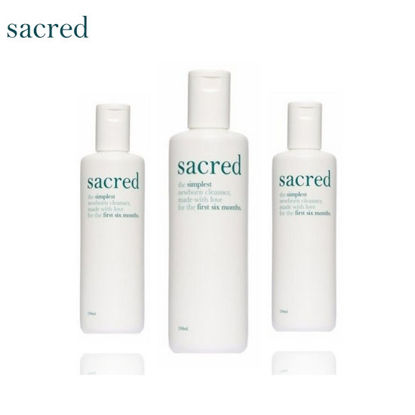 Picture of Sacred Newborn Cleanser Bundle of 3
