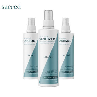 Picture of Sacred All in One Sanitizer Bundle of 3
