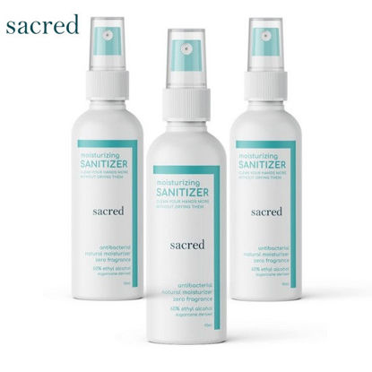 Picture of Sacred Zero Fragrance Bundle of 3