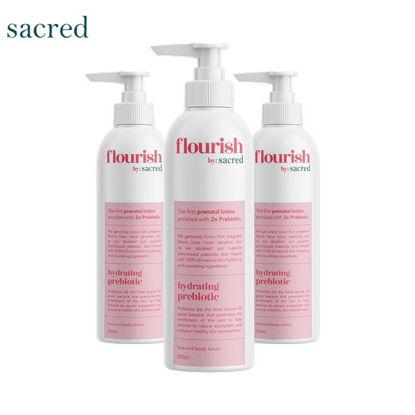 Picture of Sacred Flourish Prebiotic Bundle of 3