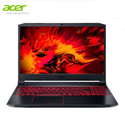 "Picture of Acer Nitro 5 AN515-55-56R2 i5-10300H 8GB 256SSD 15.6"" GTX 1650 Ti 4GB Win10 NH.Q7NSP.00C"