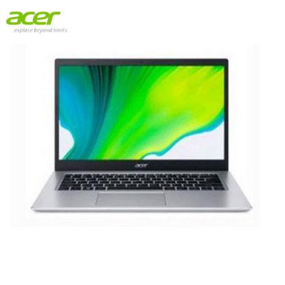 """Picture of Acer A514-54G-51PU i5-1135G7 4GB 1TB+256GB SSD 14"""" MX350 2GB Win10 Pure Silver"""