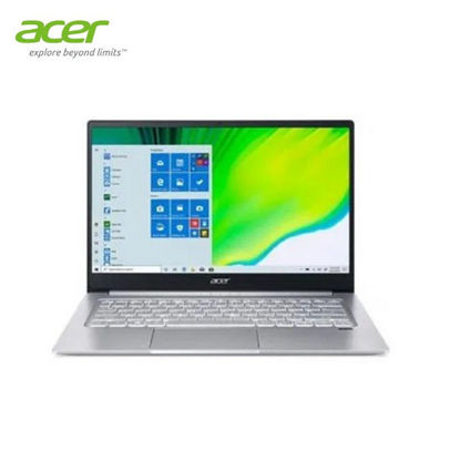 "Picture of Acer SF314-42-R6Y1 Ryzen 5 4500U 8GB 512GB SSD 14"" Shared Win10 Silver"