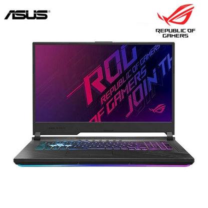 """Picture of Asus ROG Strix G712LU-H7070T i7-1075H 8GB 512G SSD 17"""" GTX1660TI 6GB Win10 Black"""