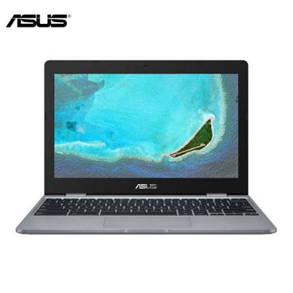 "Picture of Asus Chromebook C223NA-GJ0047 Celeron N3350 4GB 32GB eMMC 11.6"" Graphics 500 Chrome"