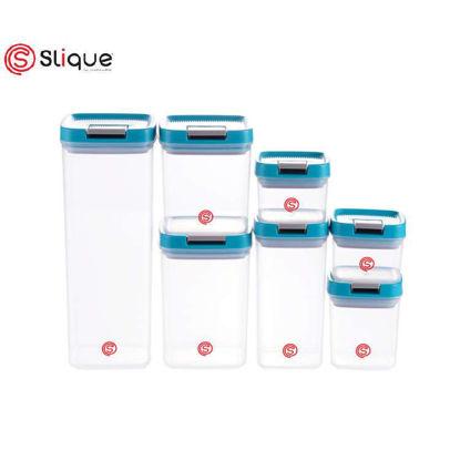 Picture of SLIQUE Premium Storage Jar Set 7 pcs Amazing Gift Idea For Any Occasion! Amazing Gift Idea For Any Occasion!
