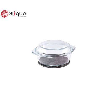 Picture of SLIQUE ROUND GLASS BAKING DISH 1.5L