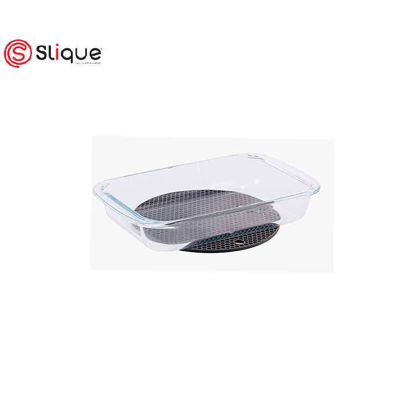 Picture of SLIQUE RECTANGLE GLASS BAKING DISH 2.2L