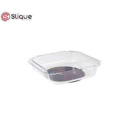 Picture of SLIQUE SQUARE GLASS BAKING DISH 2L