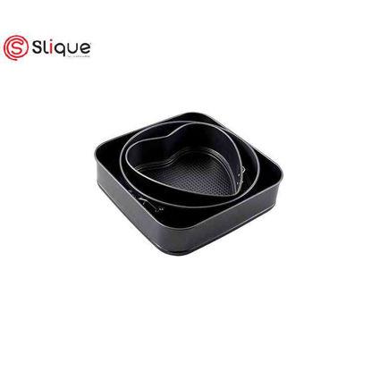 Picture of SLIQUE Nonstick Baking Pan 3pcs Set