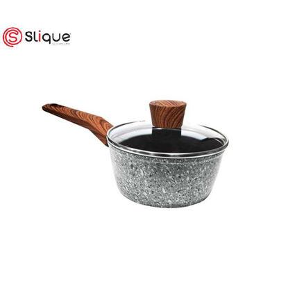 Picture of SLIQUE Granite Induction Cookware Saucepan 18cm