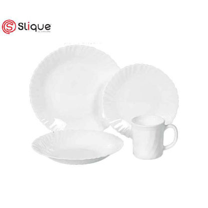 Picture of SLIQUE 8pcs Opal Dinnerware Sets