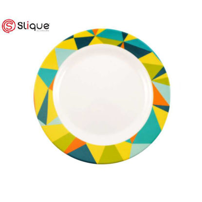 Picture of SLIQUE Melamine Round Soup Plate 10 inches