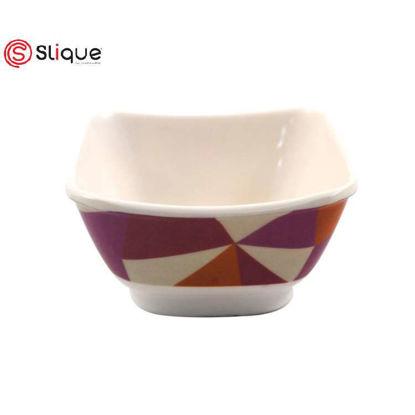 Picture of SLIQUE Square Bowl 12 inches