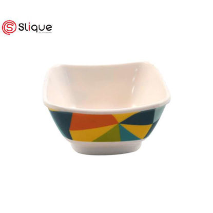Picture of SLIQUE Square Bowl 10 inches