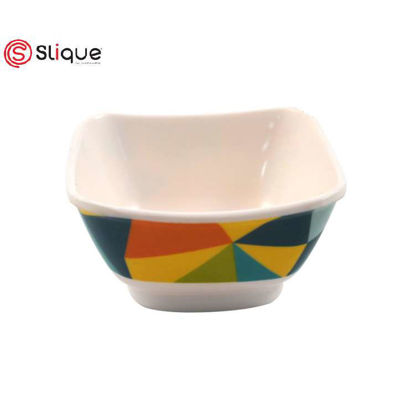 Picture of SLIQUE Square Bowl 12 inches