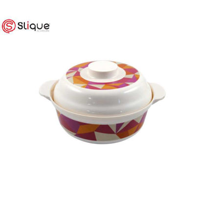 Picture of SLIQUE Serving Bowl with Lid 7.5 inches