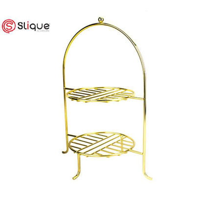 Picture of SLIQUE Pastry Stand - Kitchen organizer - Best birthday gift/Wedding gift/Anniversary Gift/Gift for Mother