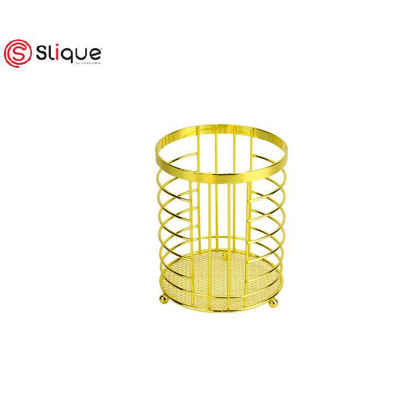 Picture of SLIQUE Utensil Holder - Kitchen Organizer - Best birthday gift/Wedding gift/Anniversary Gift/Gift for Mother