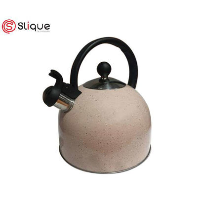 Picture of SLIQUE Whistling kettle Marble Colored 3.5L
