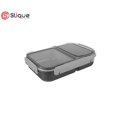 Picture of SLIQUE Luch Box 1.2 L - Grey