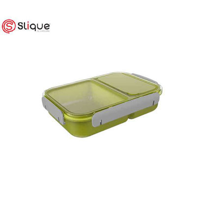 Picture of SLIQUE Luch Box 1.2 L - Green